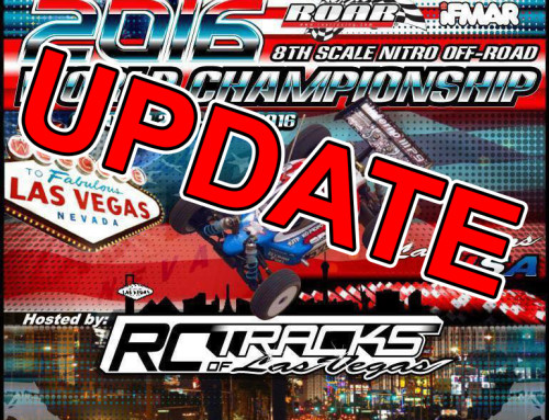 RC Tracks of Las Vegas 2016 Off-Road World Championship Stage 2 Report